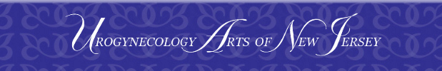 Urogynecology Arts of New Jersey